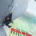 映画『ミッション:インポッシブル/ローグネイション』ティザーポスター