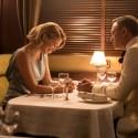 レア・セドゥとダニエル・クレイグ、映画『007 スペクター』場面写真