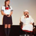 孫・内田伽羅と祖母・樹木希林が共演