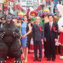 新宿歌舞伎町レッドカーペット