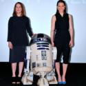 キャスリーン・ケネディ、R2-D2、初来日のデイジー・リドリー