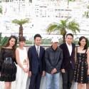 映画『黒衣の刺客』カンヌ国際映画祭フォトコール
