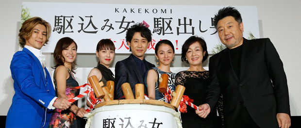大泉洋「原田監督は『カット』がスリーテンポ遅い!」