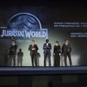 パリで映画『ジュラシック・ワールド』ワールドプレミア