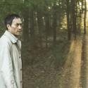 タクミ役の渡辺謙、映画『追憶の森』(ガス・ヴァン・サント監督)より