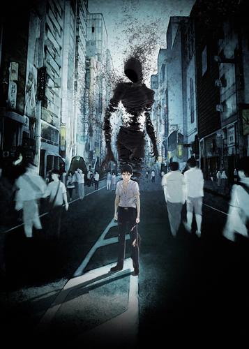 映画『亜人』ティザービジュアル