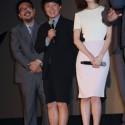 鈴木亮平の意気込みを笑顔で応援する『予告犯』登壇者たち