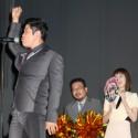 鈴木亮平はデビュー曲「予告犯/Kのテーマ」生披露
