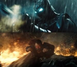 映画『バットマン vs スーパーマン ジャスティスの誕生』(ザック・スナイダー監督)