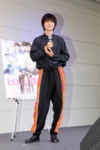 山崎賢人、映画『ヒロイン失格』スペシャルトークイベント