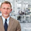 ダニエル・クレイグ、ボンドモデルをつくるスイスの時計工場へ