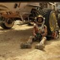 地球から2億2530万キロ離れた火星に独りぼっち