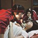 大助がキス?!、映画『TOO YOUNG TO DIE!若くして死ぬ』(宮藤官九郎監督)より