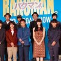 映画『バクマン。』完成披露トークイベント