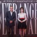 映画『劇場霊』フォトコール、第21回エトランジェ映画祭