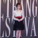 島崎遥香(AKB48)、第21回エトランジェ映画祭フォトコール