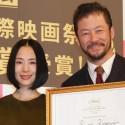 映画『岸辺の旅』夫婦役の深津絵里、浅野忠信