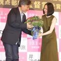 黒沢清監督、おめでとうございますと祝福