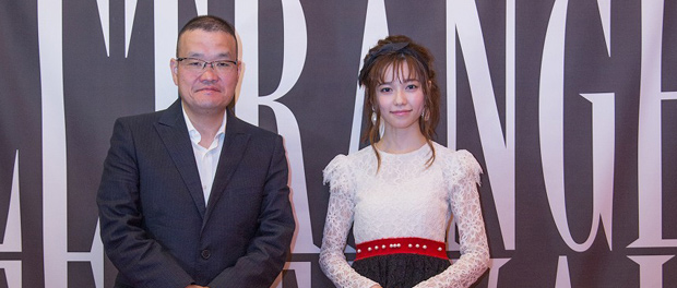 AKB48の島崎遥香が主演映画『劇場霊』が第21回エトランジェ映画祭でワールドプレミア上映された