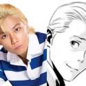 「監獄学園」金髪リーゼントのヤンキー風男子のシンゴ役に俳優の矢野聖人