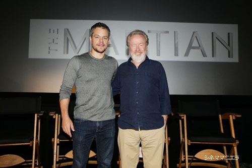a reflection on the martian a movie by ridley scott Get the martian early buzz out of tiff ridley scott directs matt damon in the sci-fi adventure about an astronaut stranded on mars.