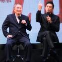 西島秀俊は「現場で不満を言わない人」、を監督として過去に演出した、ビートたけしと伊勢谷友介