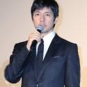 西島秀俊「映画『劇場版 MOZU』僕の俳優人生の宝物」