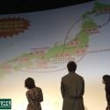 映画『バクマン。』全国9都道府県23回の舞台あいさつの行程