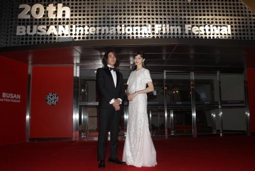 中条あやみ&間宮祥太朗、初の国際映画祭参加