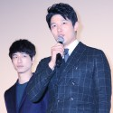 鈴木亮平と坂口健太郎、映画『俺物語!!』完成披露試写会にて