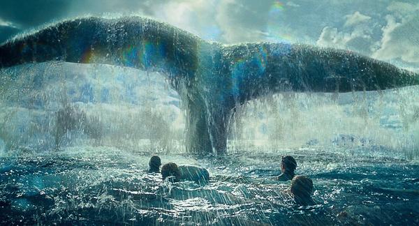 映画『白鯨との闘い』(ロン・ハワード監督)