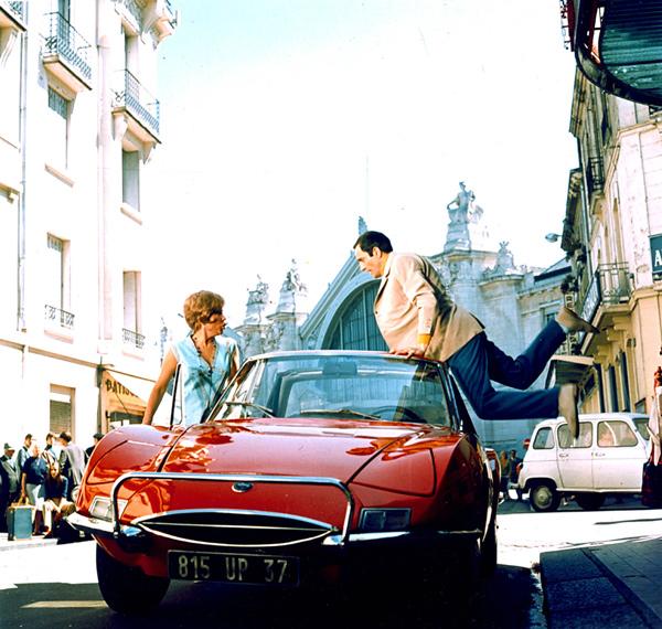 『大恋愛』(1969年 85分)原題:Le Grand Amour