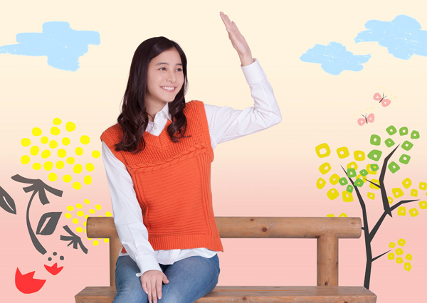 新木優子、映画『僕らのごはんは明日で待ってる』(市井昌秀監督・脚本)より