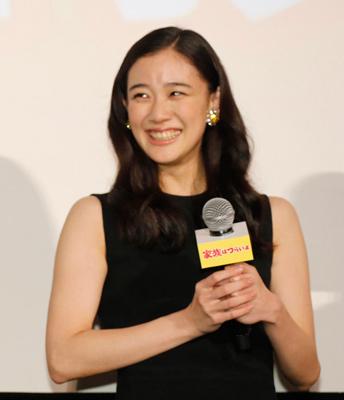 山田洋次監督の映画『家族はつらいよ』原案は蒼井優?!