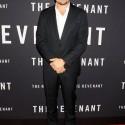 レオナルド・ディカプリオ、映画『レヴェナント:蘇えりし者』ニューヨークプレミアのフォトコールにて