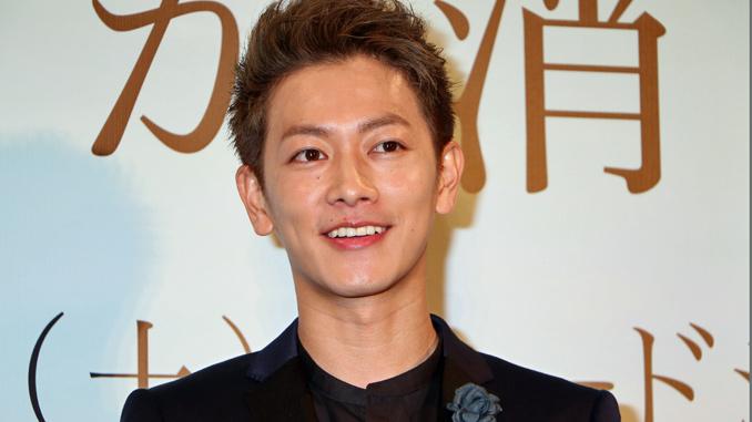 俳優の佐藤健、映画『世界から猫が消えたなら』完成報告会見にて