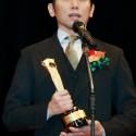 本木雅弘、2015年 第89回キネマ旬報ベスト・テン表彰式にて
