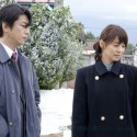 及川光博と石田ゆり子、映画『僕だけがいない街』(平川雄一朗監督)より