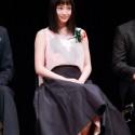 広瀬すず、第89回キネマ旬報ベスト・テン表彰式にて
