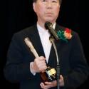 川本三郎、第89回キネマ旬報ベスト・テン表彰式にて