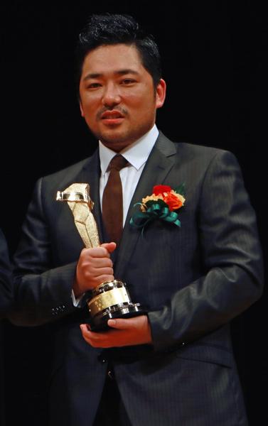 30代の新人賞俳優・篠原篤「続けて良かった」