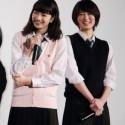 小松菜奈、高月彩良、映画『黒崎くんの言いなりになんてならない』撮影を振り返る