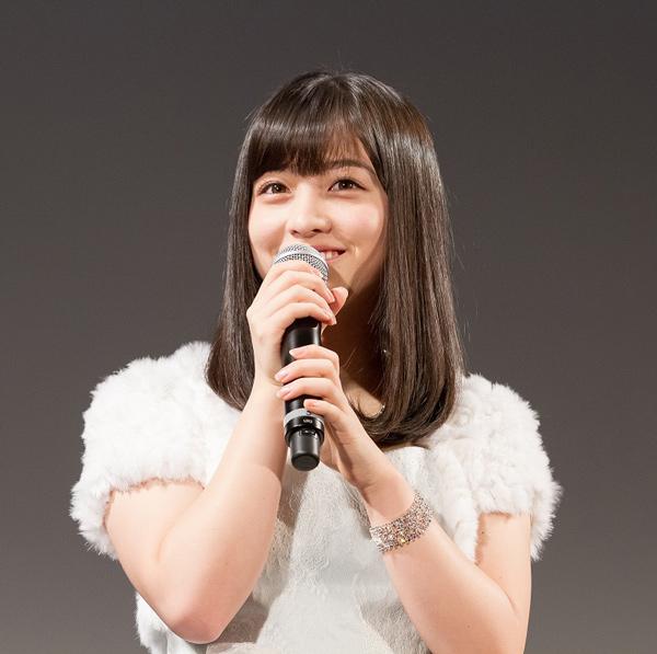 橋本環奈、ゆうばり国際ファンタスティック映画祭2016 にて