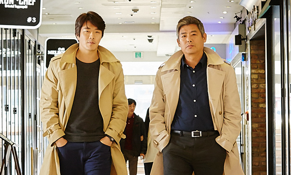 映画『探偵なふたり』(キム・ジョンフン監督)