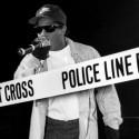Eazy-E、1989年「Straight Outta Compton」ツアー、ミズーリ州カンザスシティ「ケンパーアリーナ」にて。