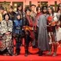 映画『真田十勇士』クランクアップ報告会見