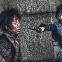 猿飛佐助(中村勘九郎)と女忍者・火垂(大島優子)、映画『真田十勇士』(堤幸彦監督)より