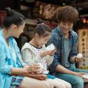 ヒッチハイカー青年・拓海役の松坂桃李、映画『湯を沸かすほどの熱い愛』より