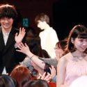 山﨑賢人と二階堂ふみらがサプライズな入場、映画『オオカミ少女と黒王子』のジャパンプレミアにて