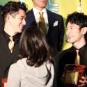 瑛太と妻夫木聡、映画『殿、利息でござる!』の完成披露イベント